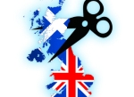 scotland-independence scissors