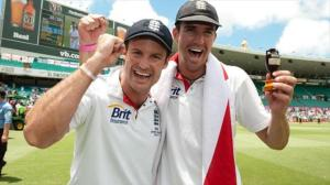 Pietersen and strauss